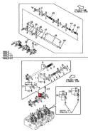 Опора Коромысла В Сборе Yanmar 726634-11500 ДВС 6HALC-DT