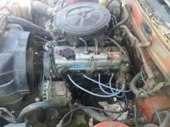 Двигатель в сборе. Toyota Corona, AT140