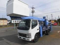 Mitsubishi Fuso Canter. Автовышка Mitsubishi Canter 17 метров, 4 890куб. см., 17,00м. Под заказ