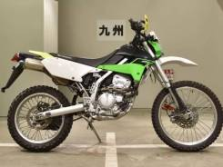 Kawasaki KLX 250S, 2014