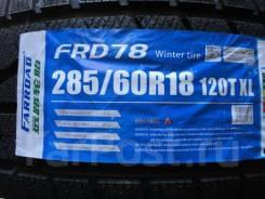 Farroad FRD78. зимние, без шипов, 2017 год, новый
