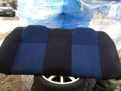 Задний диван Синий Subaru Impreza WRX STI GDB