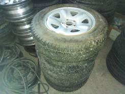 "Продам комплект колёс на 15 на Волгу или НИВУ. x15"""
