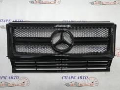 Решетка радиатора Mercedes G-class W463 / G63, дизайн AMG черная