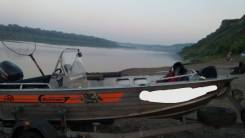 Лодка Velboat 420 в комплекте