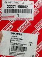 Прокладка дроссельной заслонки. Toyota: Crown, Soarer, Sequoia, Tundra, 4Runner, Crown Majesta, Land Cruiser, Celsior Lexus: LS400, GX470, SC300, GS35...