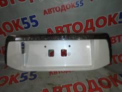 Накладка двери багажника на Toyota LAND Cruiser Prado