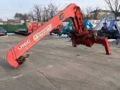 Крановая установка ( манипулятор ) UNIC URA503 , 3 тонны .