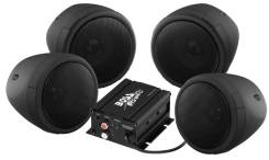 Аудиосистема всепогодная 1000W, AUX, Bluetooth, MCBK470B, Boss Audio