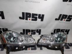 Фара. Infiniti M35, Y50 Nissan Fuga, GY50, PY50, Y50 VK45DE, VQ25DE, VQ25HR, VQ35DE, VQ35HR