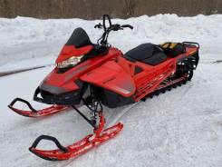 BRP Ski-Doo Summit X 165 850 e-tec shot, 2019