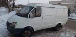 ГАЗ ГАЗель. Продается цельнометаллическая газель 2008г., 2 400куб. см., 1 500кг.