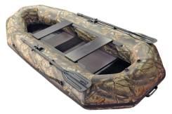 Надувная лодка ПВХ Компакт-280 (без приставки), камуфляж