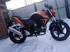 ABM X-moto SX250. 225куб. см., исправен, птс, без пробега