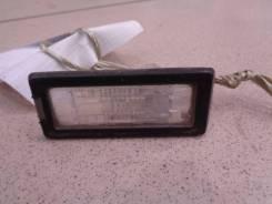 Фонарь подсветки номера Renault Duster HSM