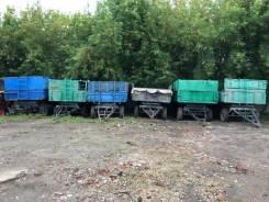 Калачинский 2ПТС-4. Продам прицеп тракторный , 4 000кг.
