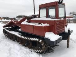 АТЗ ТТ-4М. Трелёвочный трактор ТТ4М