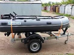Мастер лодок Apache 3300 СК. 2018 год, длина 3,30м., двигатель без двигателя