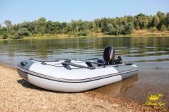 Лодка Ривьера 3400 СК Компакт — Компактная и надёжная