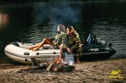 Лодка Ривьера 3800 СК максима