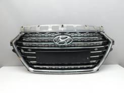 Решетка радиатора для Hyundai i40 2011> (арт.80101999)