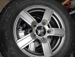 "215/65R16 Bridgestone ICE cruiser 7000 + Литье 16 5х139.7. 6.5x16"" 5x139.70 ET40"
