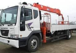 Выкуп грузовиков с краном
