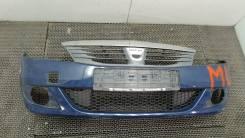 Бампер передний Dacia Logan 2004-2012
