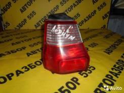 Mitsubishi Legnum фонарь левый наружный