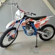 Motoland CRF 250. 250куб. см., исправен, без птс, без пробега