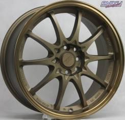NEW! Комплект Volk Racing CE28 R17 8.0j ET38 4*100/114.3 (D204)
