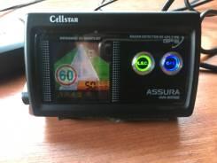 GPS Радар Cellstar Assura ar-65se