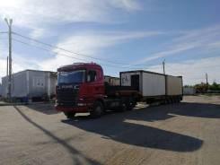 Scania R620. , 15 600куб. см., 37 500кг., 6x4