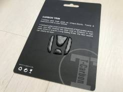 Карбоновая эмблема на руль для Honda fit gk3 gk4 gk5 gk6 gp5 gp6