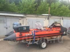 Лодка Solar 555 + Yamaha 60 водомёт