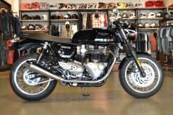 Triumph Thruxton 1200, 2020