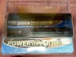 Преобразователь напряжения 12-220V 2000W