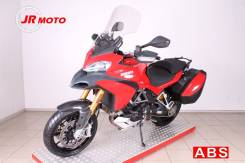 Ducati Multistrada 1200. 1 198куб. см., исправен, птс, без пробега