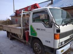 Mazda Titan. Продается грузовик с манипулятором мазда титан, 4 600куб. см., 3 000кг., 4x2
