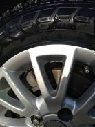 """Продам комплект зимних колёс 4шт , на литых дисках R14. x14"""" 4x100.00"""