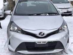 Toyota Vitz. Без водителя