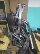 Рама+ птс + блок ДВС Yamaha FZX250 ZEAL