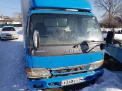 Isuzu Elf. Продается грузовик Isuzu ELF2003, требуется ремонт, 4 777куб. см., 2 200кг., 4x2