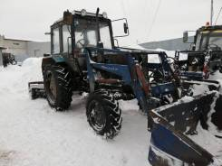 МТЗ 82.1. Трактор МТЗ-82.1, 81 л.с.