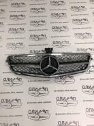 Решетка радиатора на Mercedes W204 AMG 6.3 Хром [A204]
