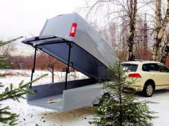 Прицеп Сталкер для транспортировки снегоходов, квадроциклови др. грузов