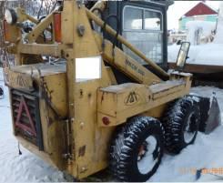 коммунально-строительная машина (МКСМ-800), 2005