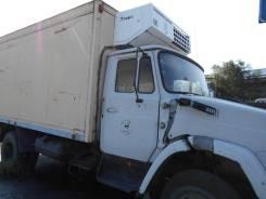ЗИЛ 4331. Продам 02 (фургон) 1995 г., 185куб. см., 10 775кг., 4x2