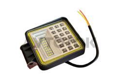 Мощная светодиодная фара дополнительного освещения! LMH-12
