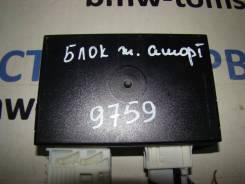 Блок управления жескостью амортизаторов [37146779672]